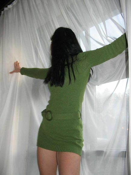 Sandra la chaudasse pour puceau