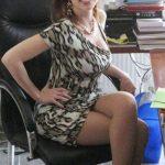 Géraldine secrétaire de 47 ans pour puceau